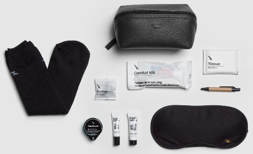 Flagship First Class Amenity Kit